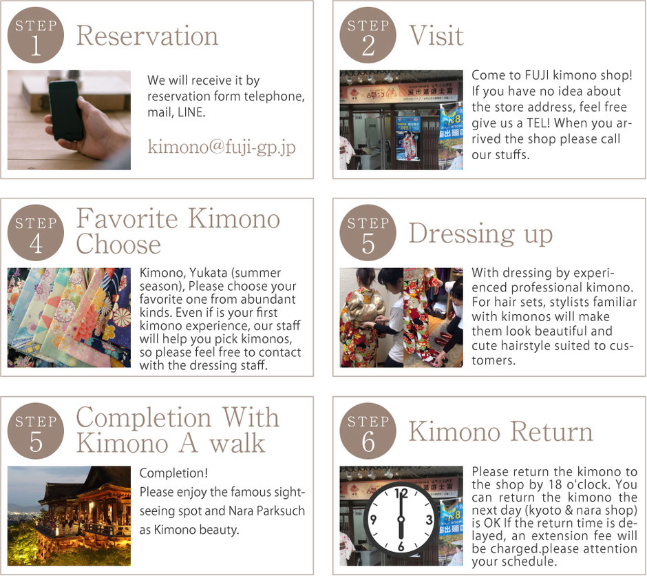 in kyoto innara kimono rental