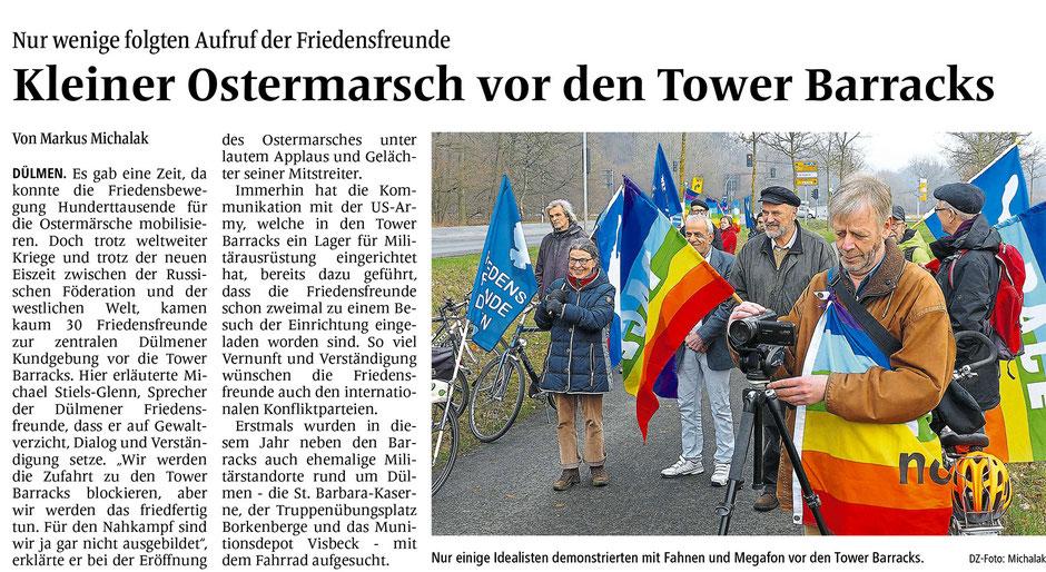 Quelle: Dülmener Zeitung, Dienstag, 3. April 2018
