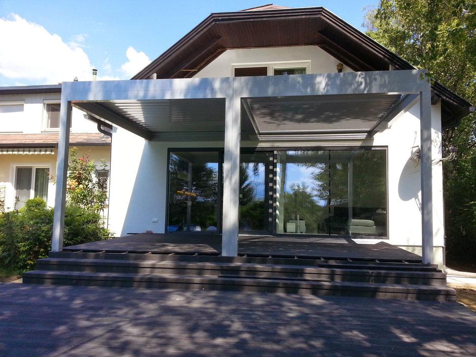 terrassendach carport terrassendach beton cire fertig. Black Bedroom Furniture Sets. Home Design Ideas