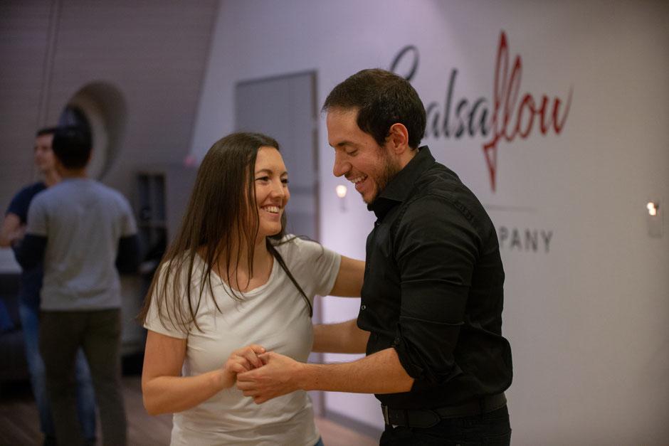 Salsaflow Tanzschule - Salsa tanzen in Basel