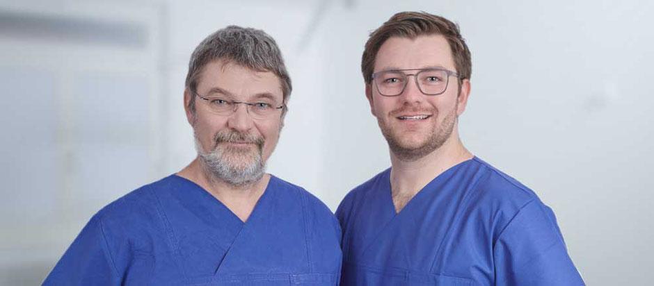 Dr. Dr. Folker Fiedler Dr. Haiko Fiedler Zahnärzte im Zahnzentrum Fiedler
