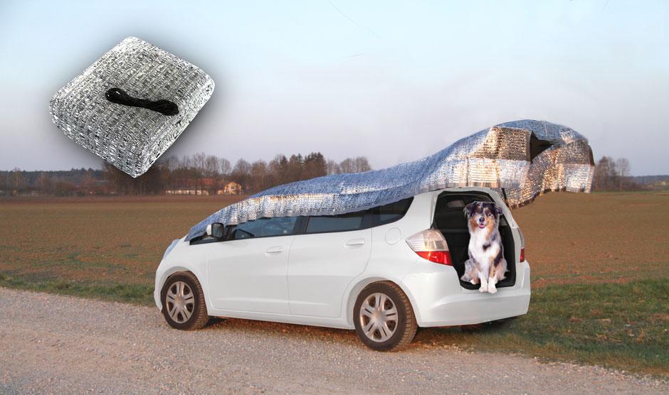 Auto Sonnenschutz Hund Hunde Hundebox