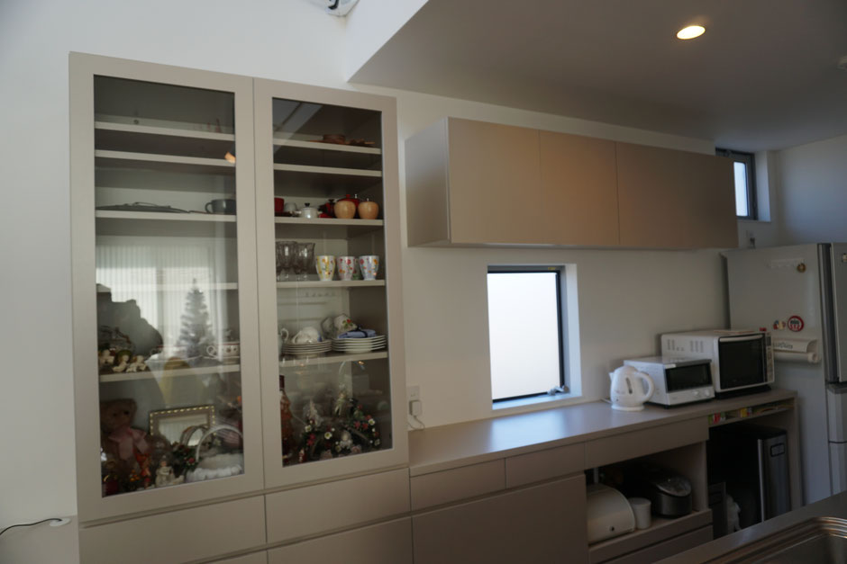 キッチン収納 カップボード キッチンボード 食器棚