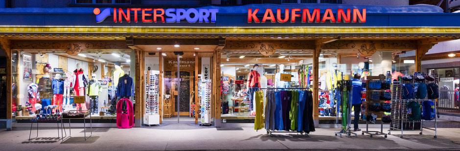 Im Geschäft arbeiten weiter Martina Schläger (Textil-Verkauf), Brigitte Schlittler (Textil-Verkauf) und neu im Team Sebastian Nowicki (Skivermietung)