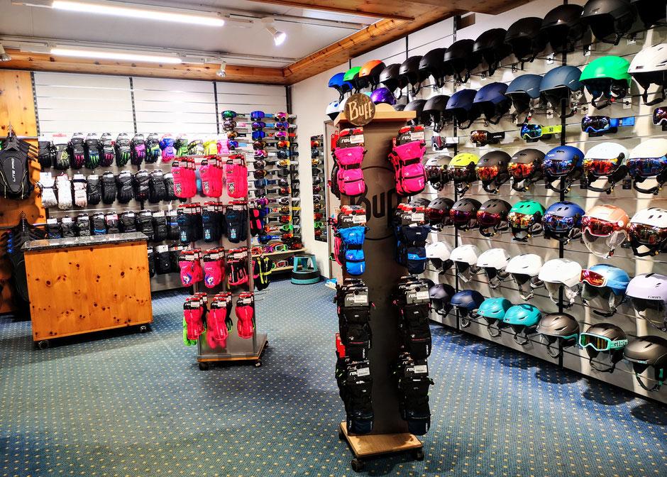 Ski Accessoires Kaufmann Sport Grindelwald