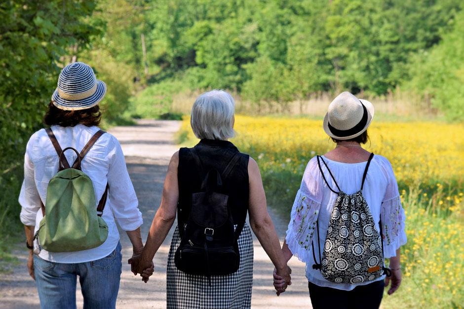 Gemeinsam statt einsam-Blick in die Zukunft