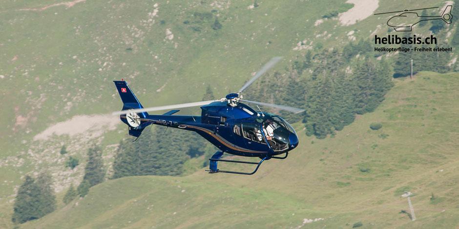 HB-ZJB, EC 120, Alpstein, Alpen, Schweiz, Berge, Natur