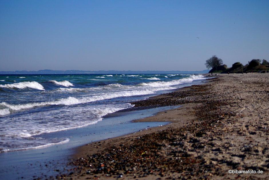 Ein Tag an der Ostsee ... auch nicht schlecht! :)