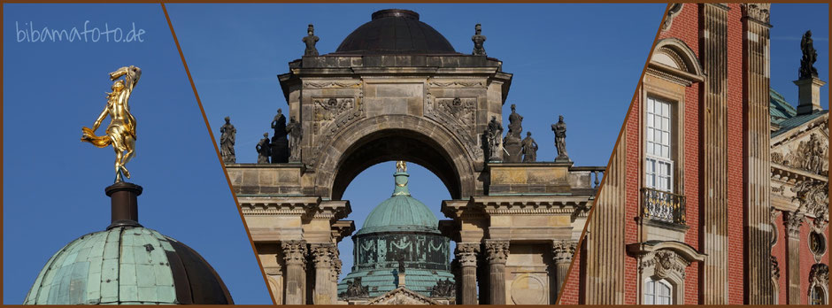Abstecher nach Potsdam ... eine Reise wert! :)