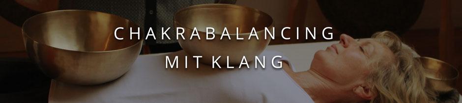 Chakrabalancing, Klangmassage