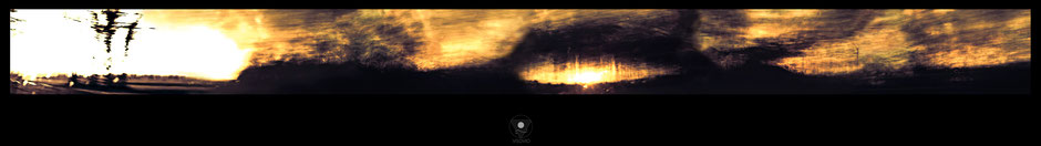 projekt flyinglandscape malerisch (ausschnitt) 201201 | www.visovio.de fotografie und fotokunst | fliegendelandschaft malerisch verschwommen wahrnehmung