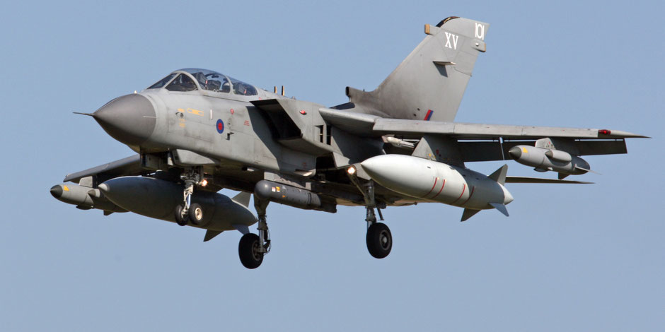 Panavia Tornado GR.4 Royal Air Force (Foto: RAF)