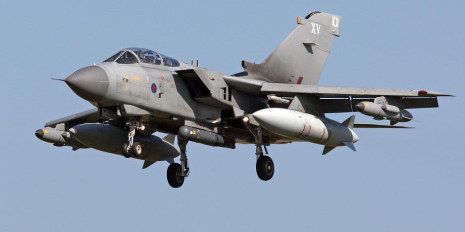 Panavia Tornado GR.4 Royal Air Force (Foto: RAF)