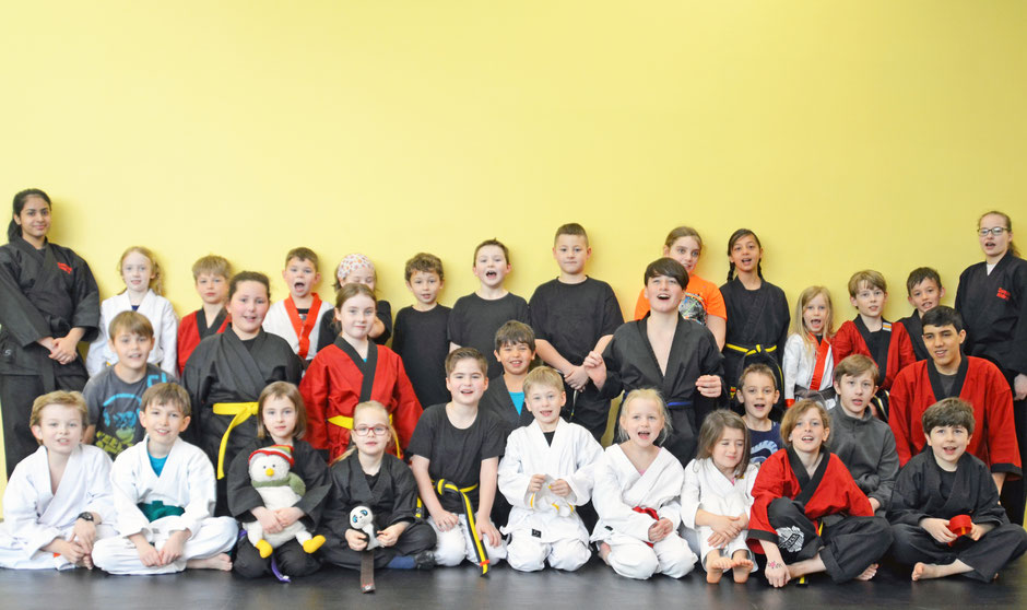 Kinder Turnen Karate Frankfurt7