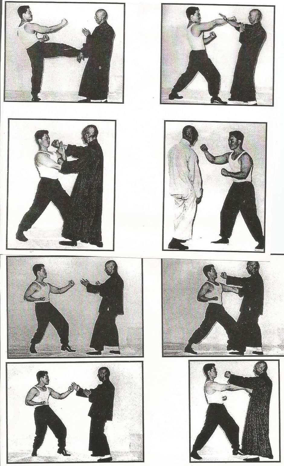 Ip Man Wing Chun Techniken