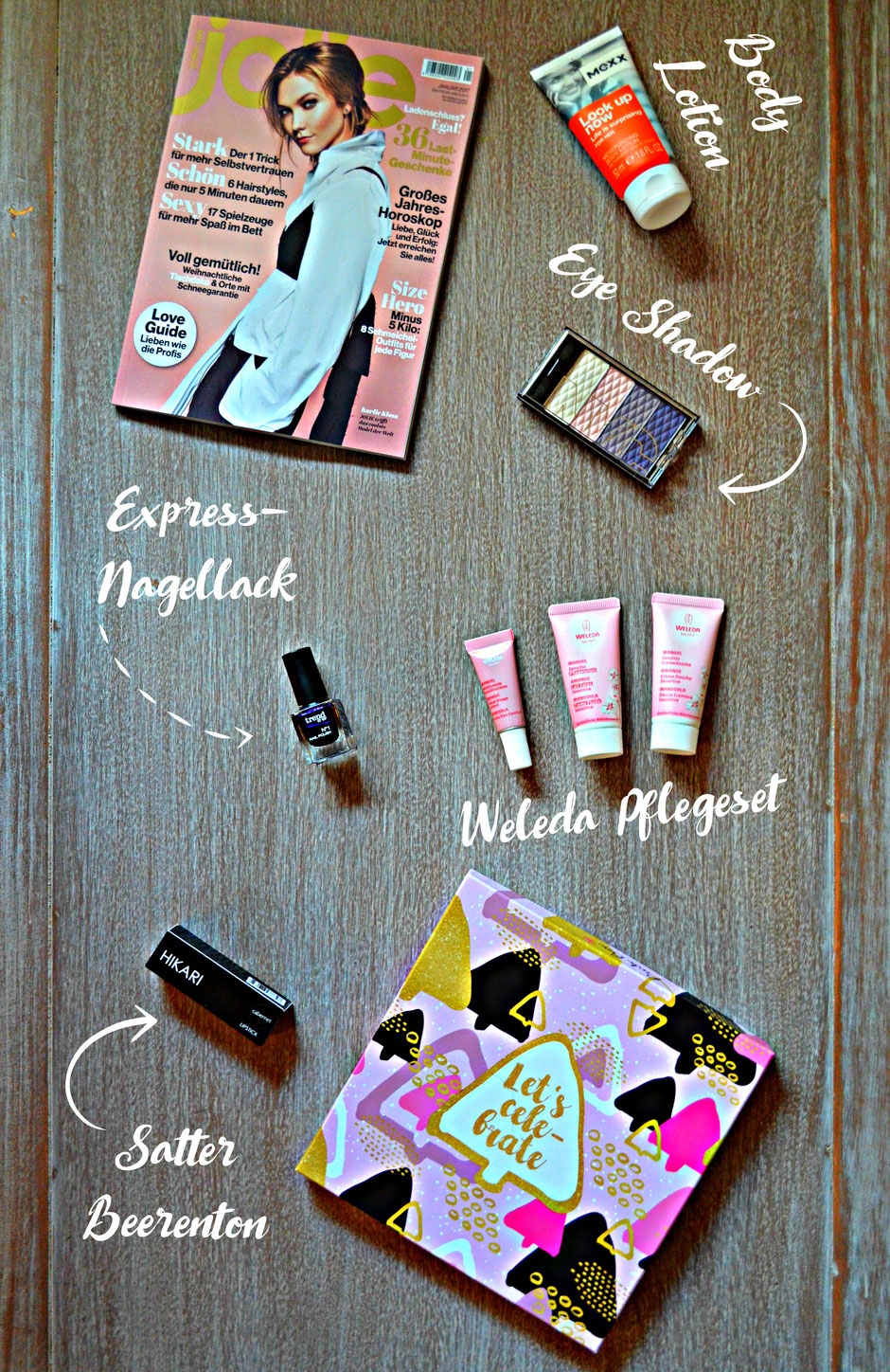 Unboxing Beautybox