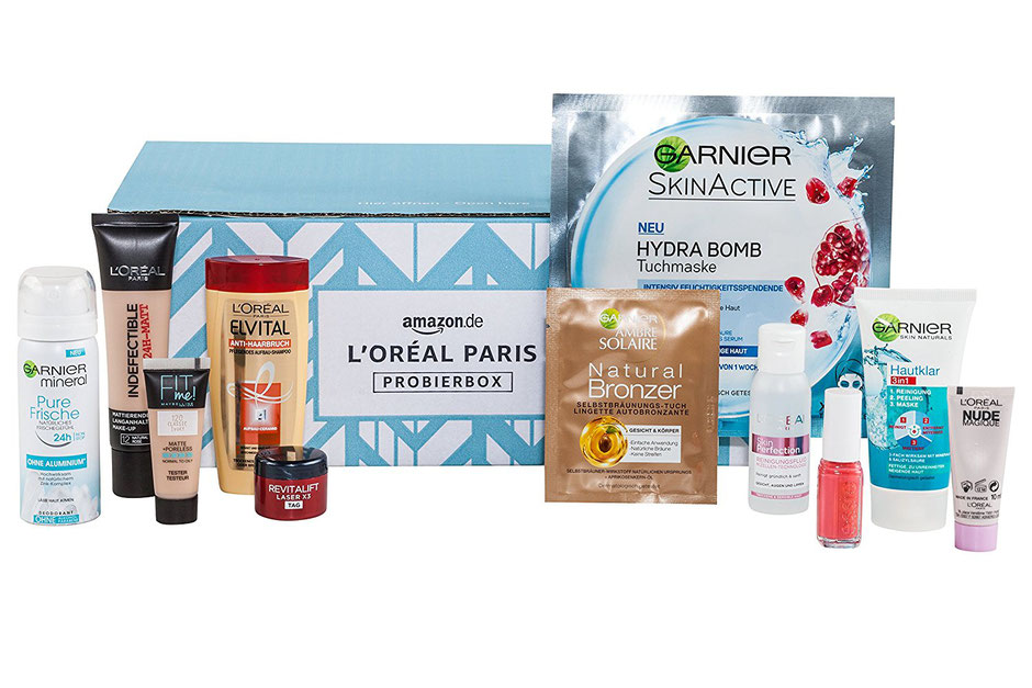 Amazon Beauty Box
