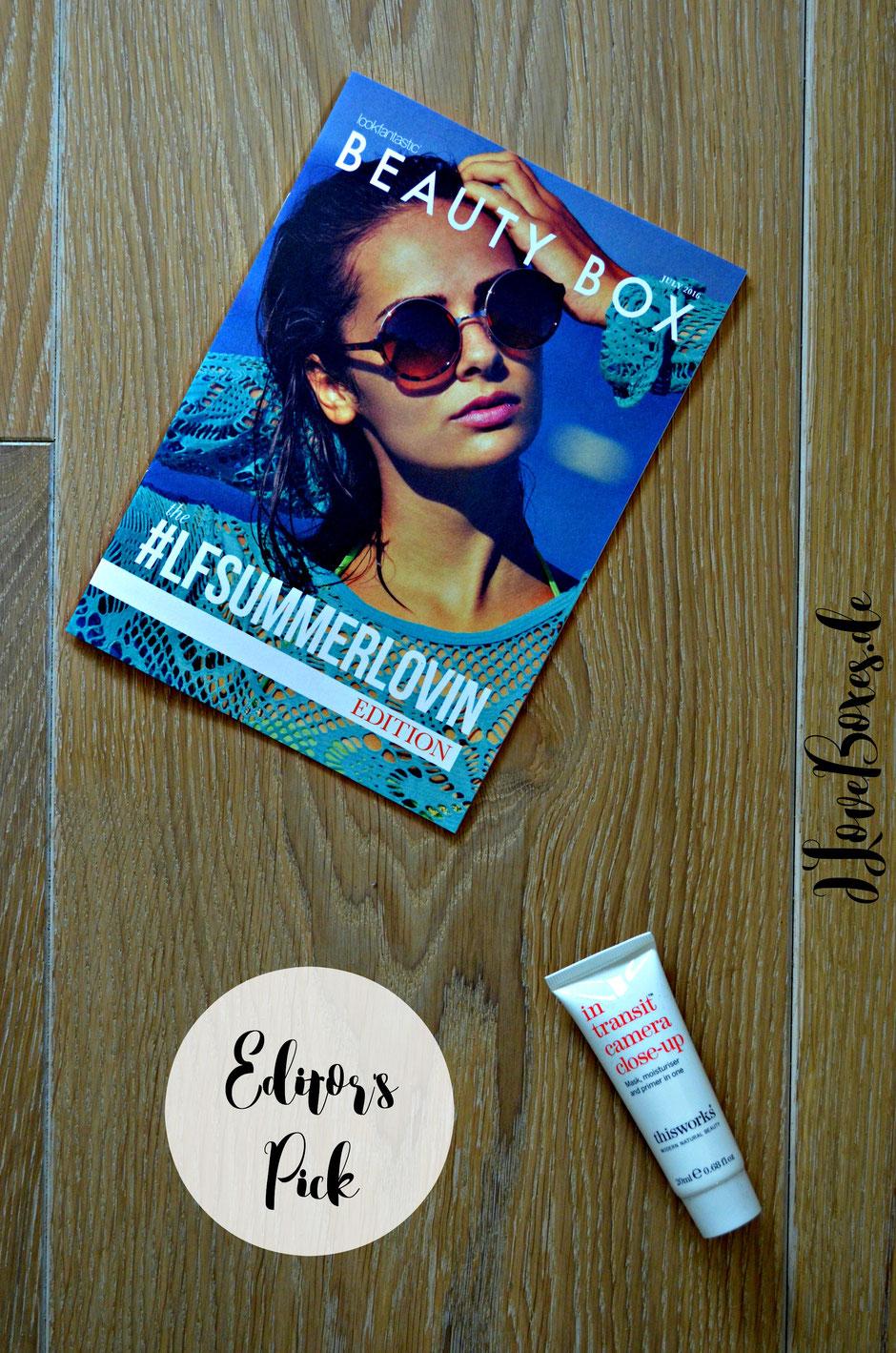 Lookfantastic Beauty Box ohne Mindestbestellwert