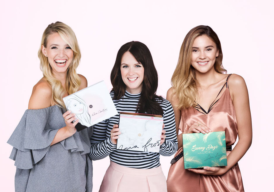 Die New Icons der Glossybox September