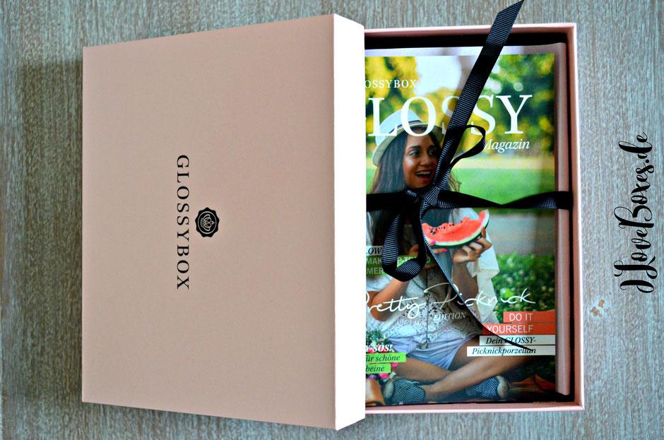 Glossybox Pretty Picknick Edition