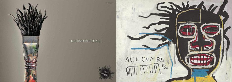 Basquiat Autoretrato