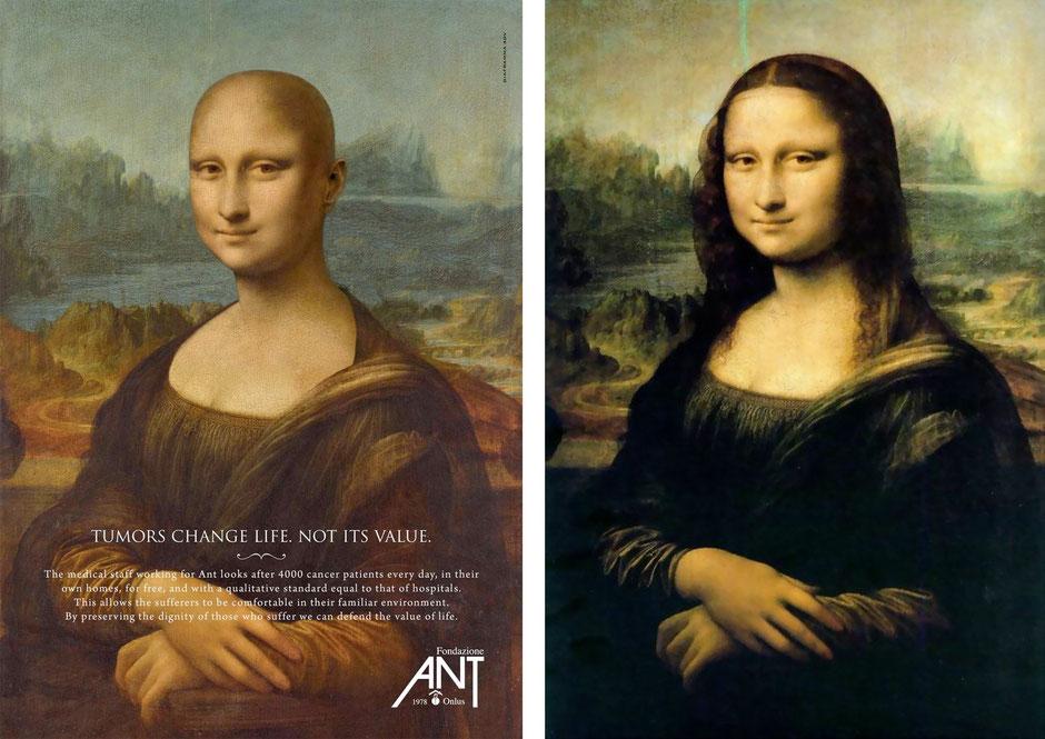 La gioconda (Da Vinci) - Fundazione ANT