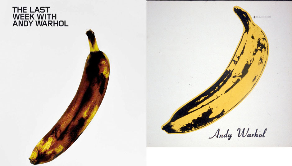 Banana (Andy Warhol) - Museum Of Modern Art Stockholm