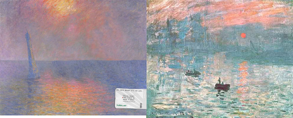 Sol Naciente (Monet) - Travelart
