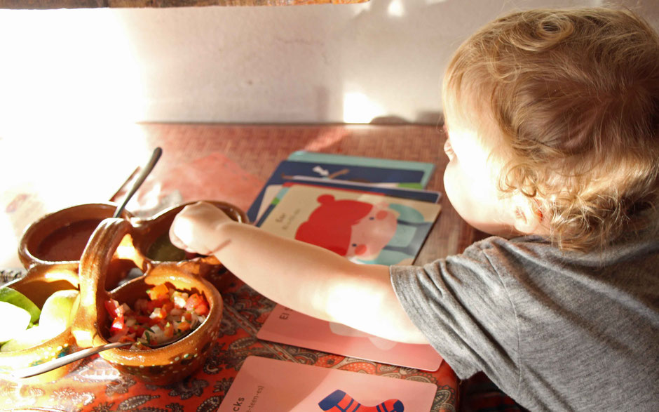 Food and Water Safety in Mexico - Eating Out with Kids