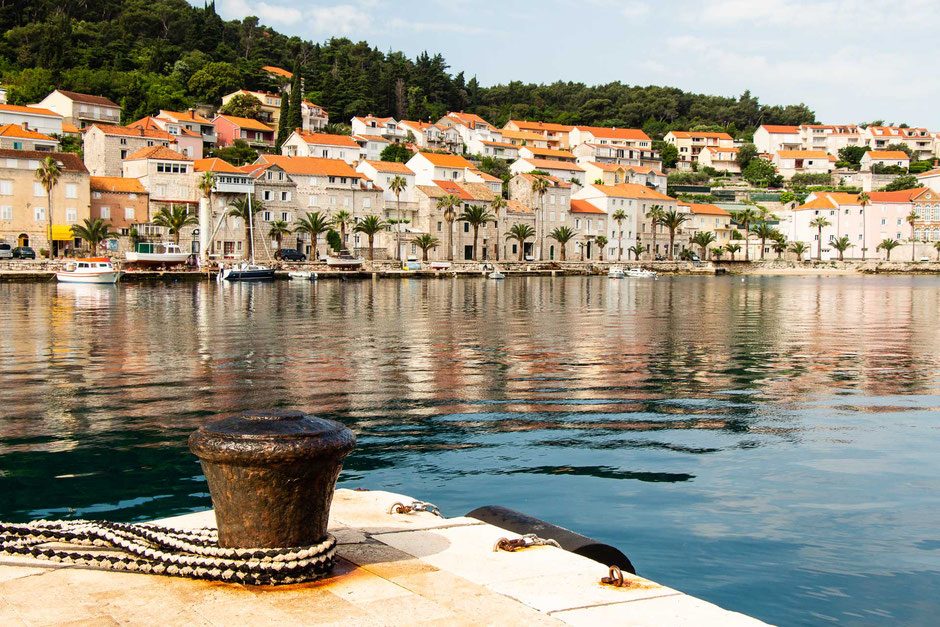 Korcula Croatia with Kids