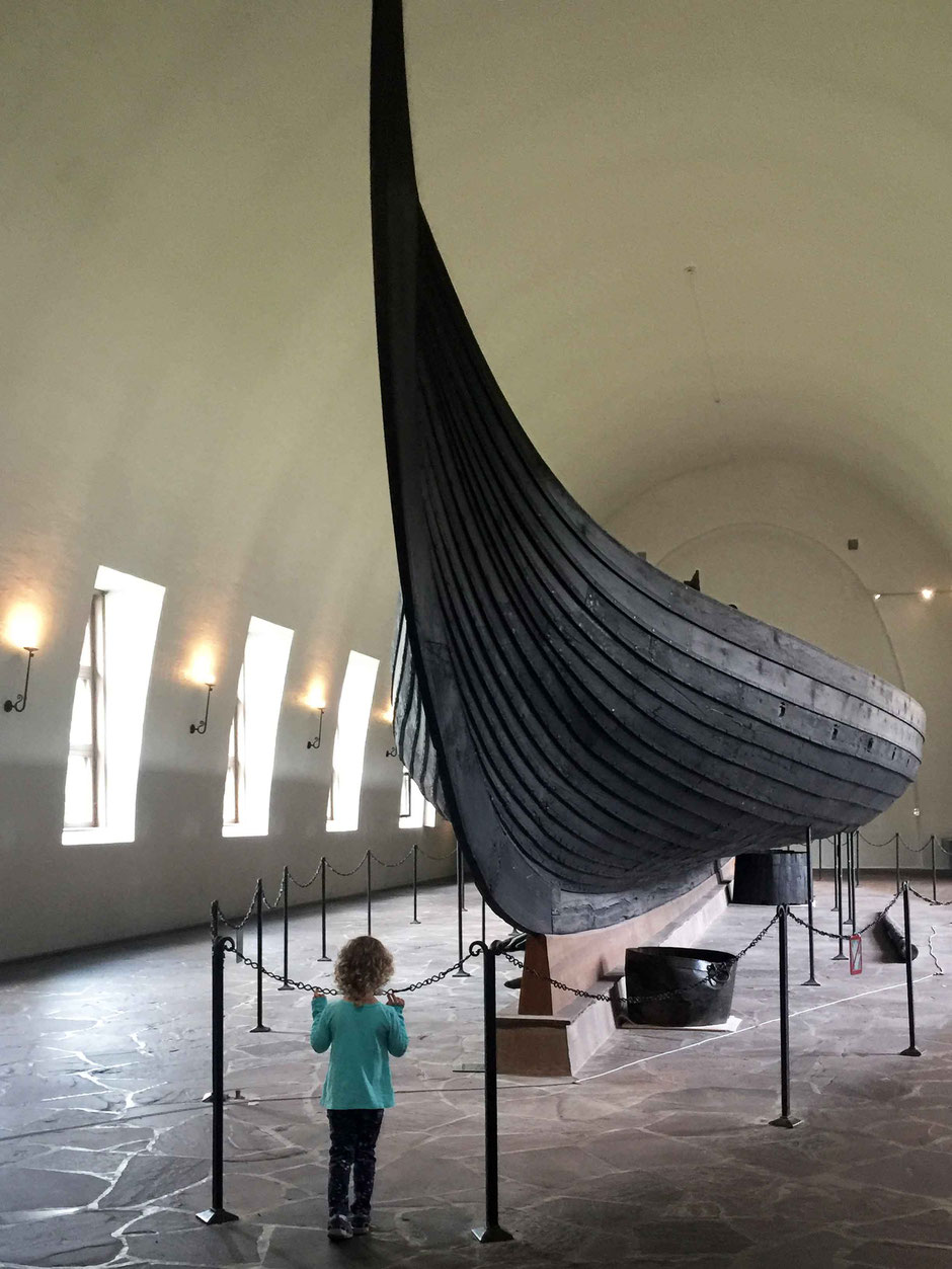 Viking Ship Museum Oslo Norway