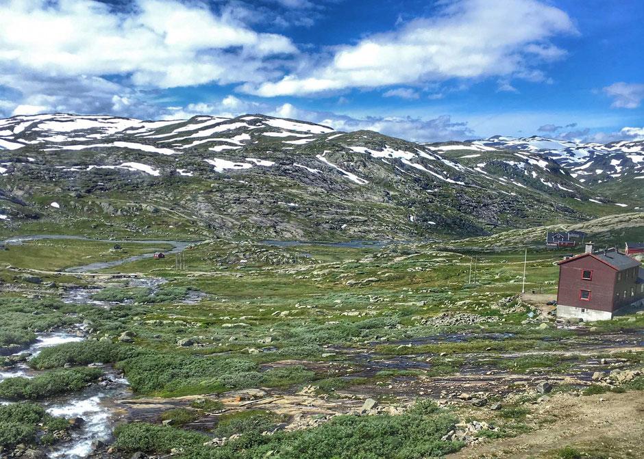 Bergen Railway Bergen to Oslo