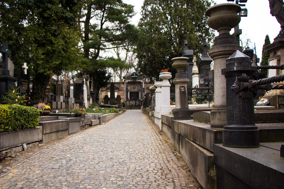 cemetery in Prague