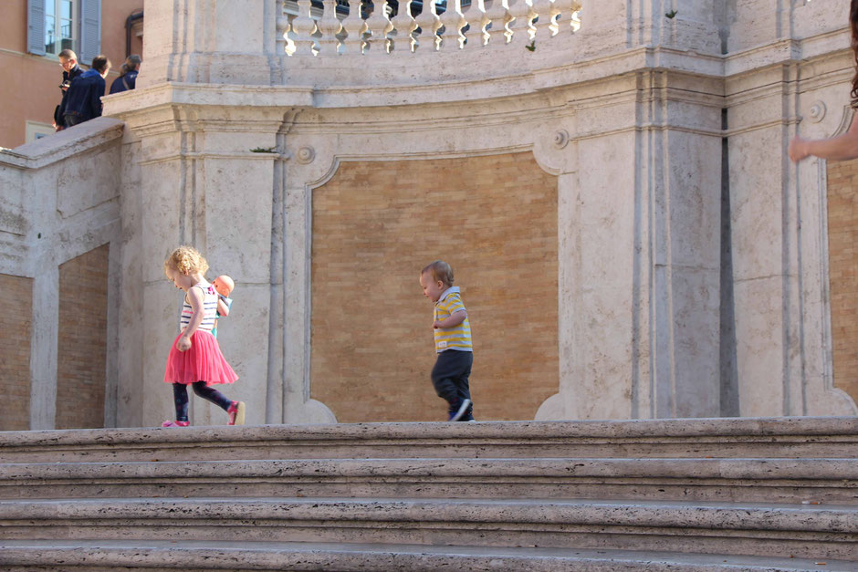 Rome Italy with small children
