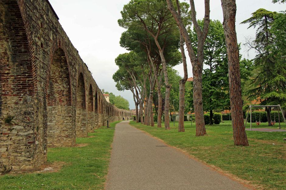 Giardini Solarino Pisa Italy