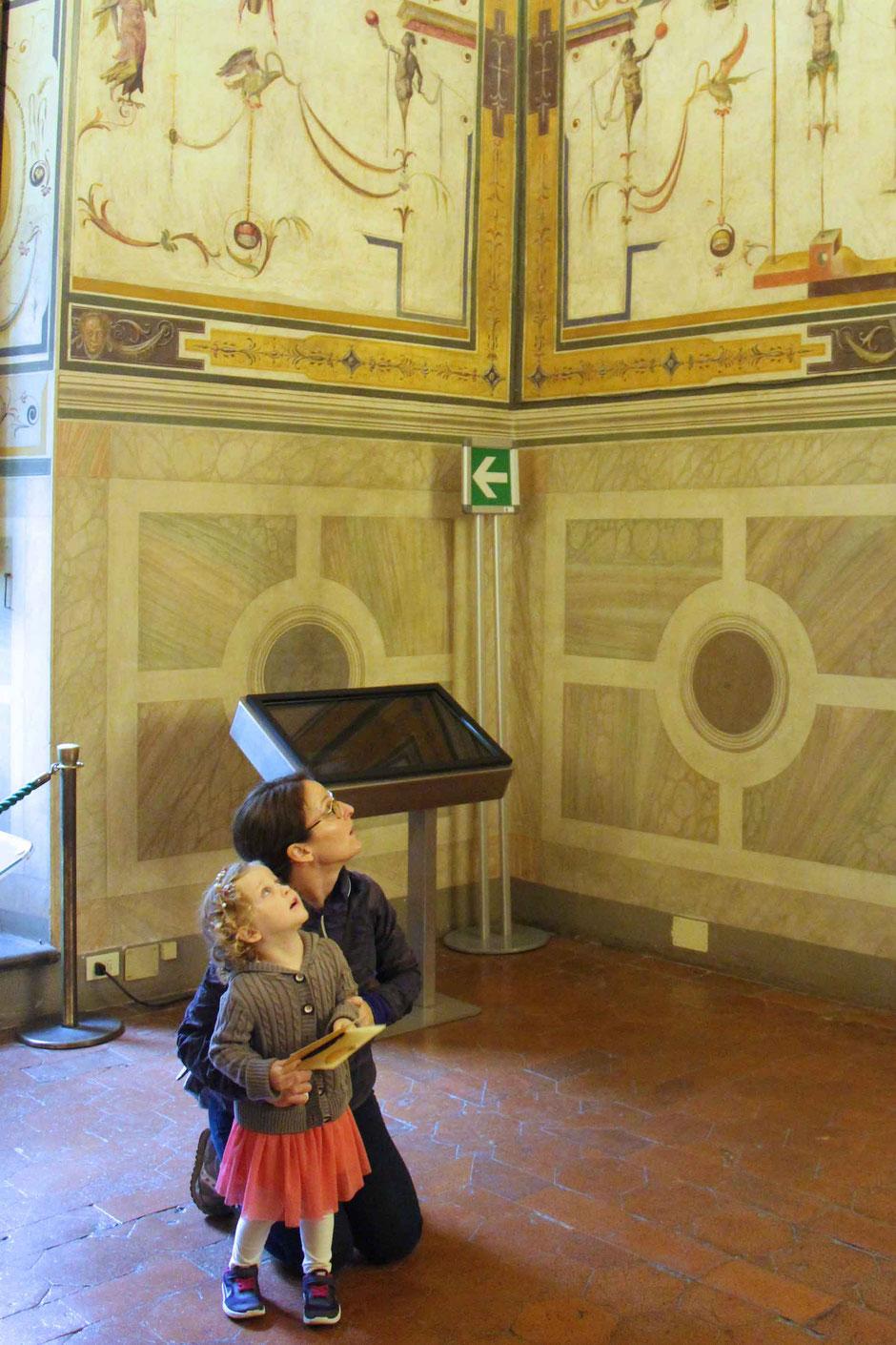 Family Friendly Palazzo Vecchio Florence Italy