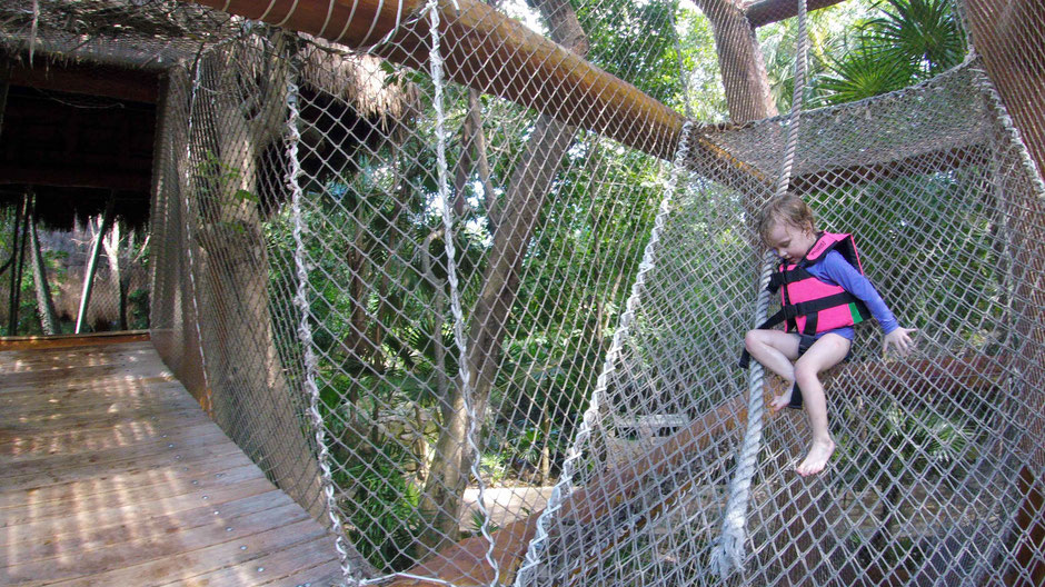 Xcaret with Toddlers - Children's World - Secret Adventure