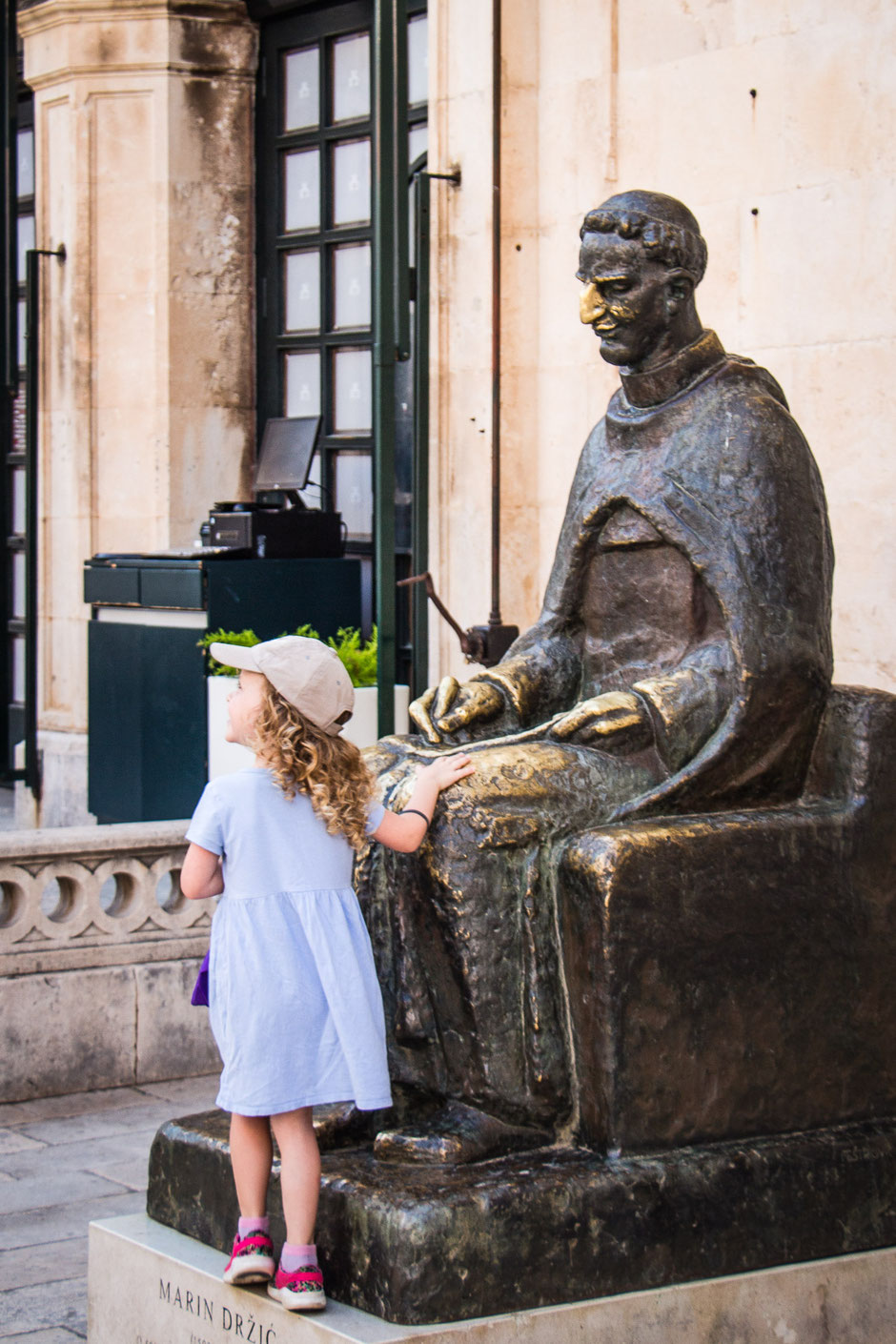 Dubrovnik Old City Tour with Kids
