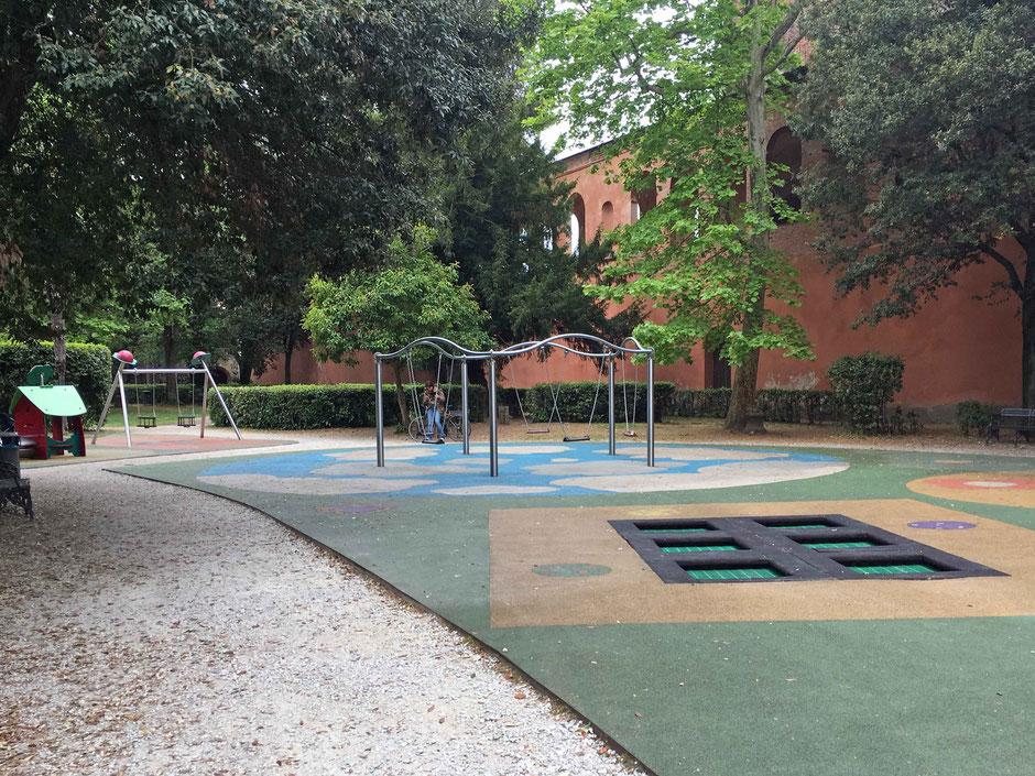 Giardino Scotto Pisa Italy