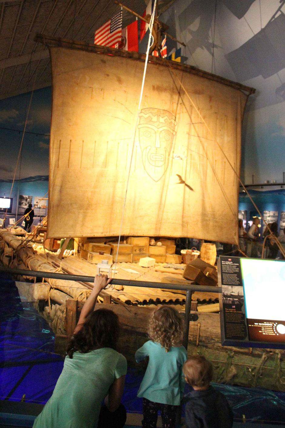 Kon-Tiki Museum Oslo Norway