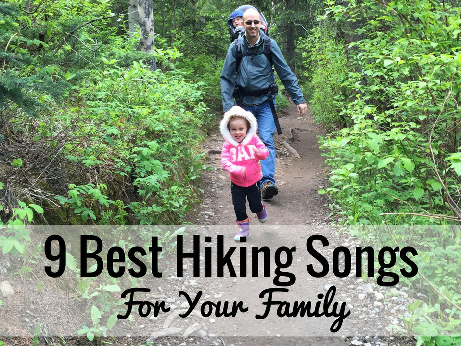Your kids will love singing along to these 9 hiking songs. Guaranteed to make incredible family hiking moments! Read more at www.FamilyCanTravel.com