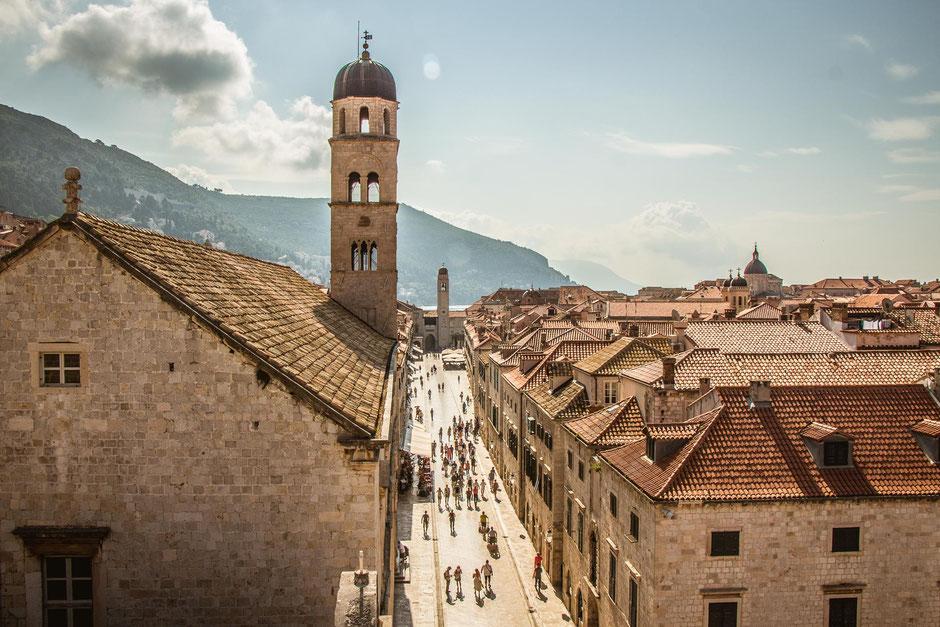 Dubrovnik Croatia with Kids