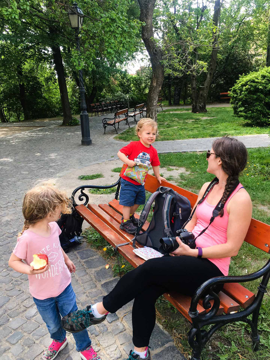 Budapest with young kids
