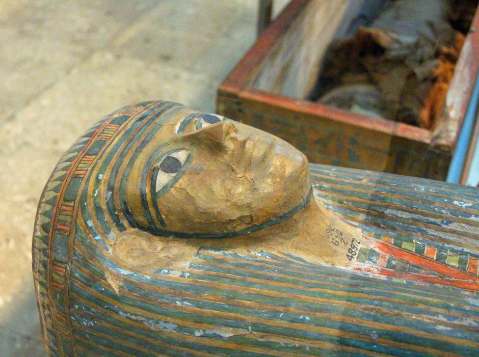 12 Reasons Why Europe Is the Best Place to Travel with Your Kids - Egyptian mummies in the British Museum