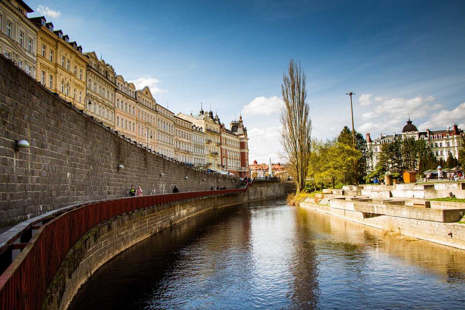 Karlovy Vary Czech Republic with Kids