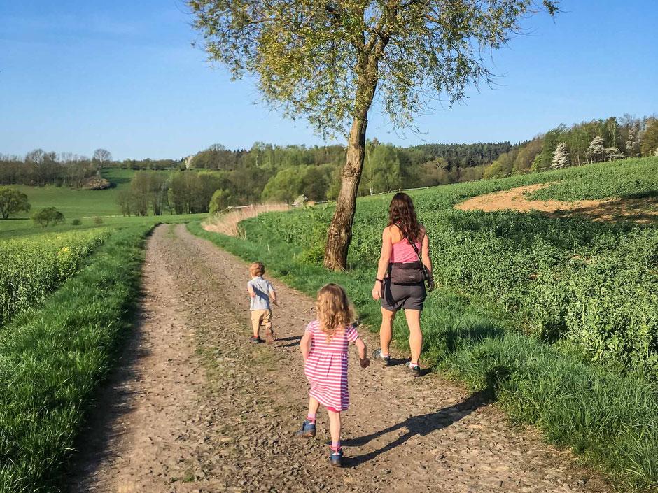 Hiking in Bohemian Paradise Czech Republic with Kids