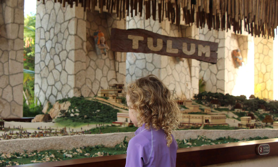 How to Have an Unparalleled Day at Xel-Ha, Mexico - Tulum Scale Model