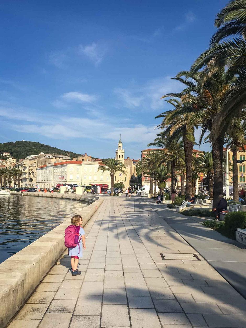 Hvar Croatia with Kids