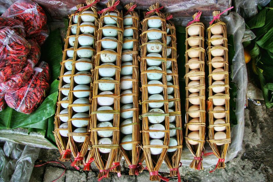 Erkundungstour – Ly und Heiko vom Viethouse in Vietnam waren auf Tour in China – die Verpackung von Eiern kann ganz einfach erfolgen – eine praktische und umweltfreundliche Eierverpackung