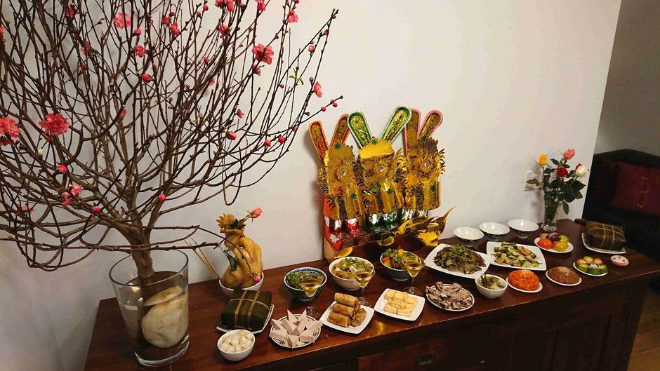Vietnam-TET-Fest-die-vietnamesische-Küche–was-wird-gekocht?-was-kommt-auf-den-Tisch